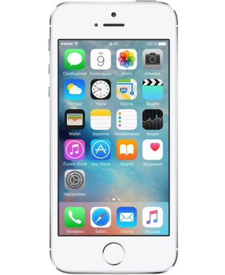 Apple iPhone 5S 32 Гб Серебристый