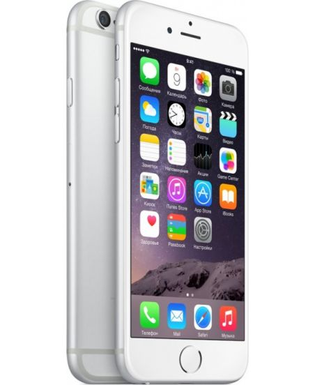 Apple iPhone 6 128 ГБ Серебристый