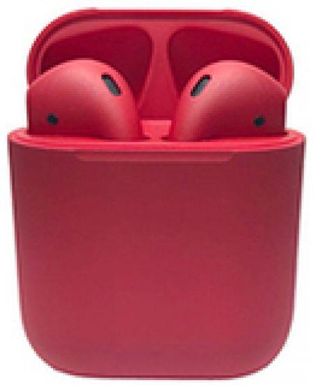 Наушники Apple AirPods 2 Color Red Matte (красный матовый)