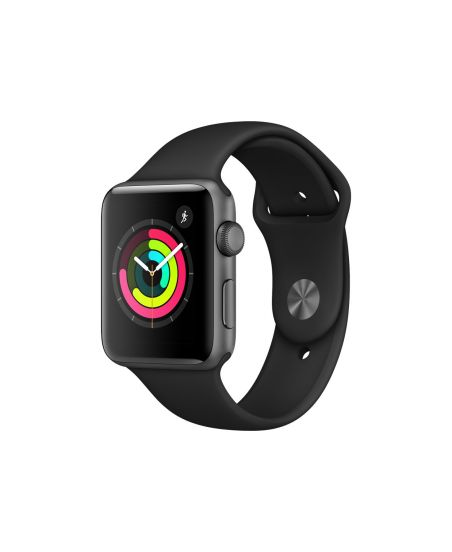 Apple Watch Series 3 (42 мм) Black
