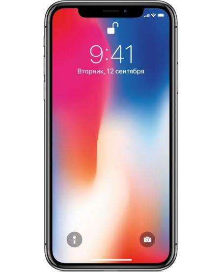 Apple iPhone X 64 ГБ Серый космос