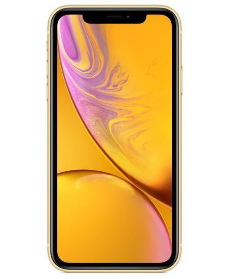 Apple iPhone XR 64 ГБ желтый