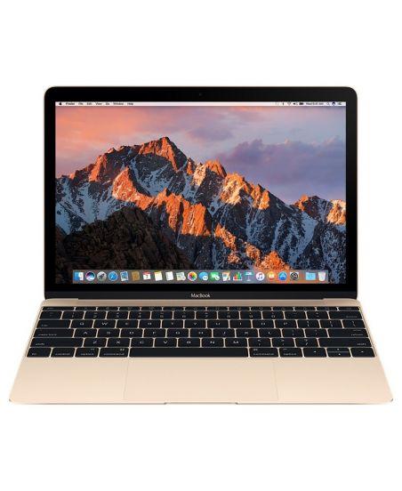"Apple MacBook 12"" Retina Core m3 1,2 ГГц, 8 ГБ, 256 ГБ Flash, HD 615 золотой"