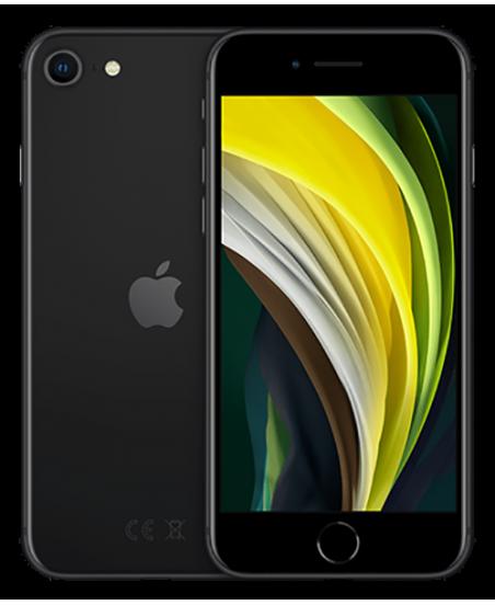 Apple iPhone SE  2020 64 ГБ Черный