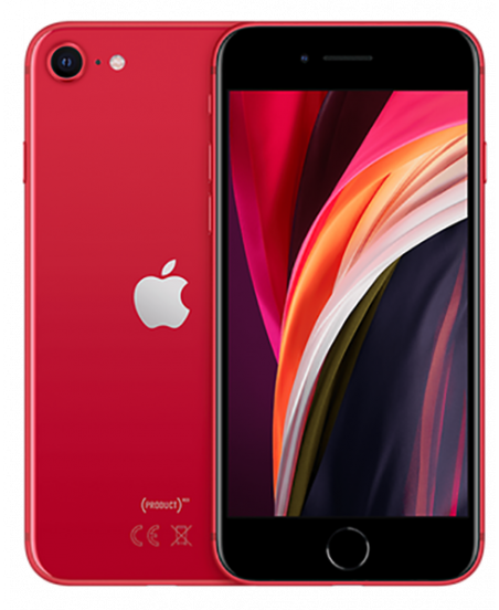 Apple iPhone SE  2020 256 ГБ Красный