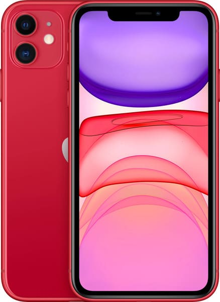 Apple iPhone 11 64ГБ (PRODUCT) RED