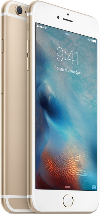 Apple iPhone 6s Plus 16 ГБ Золотой