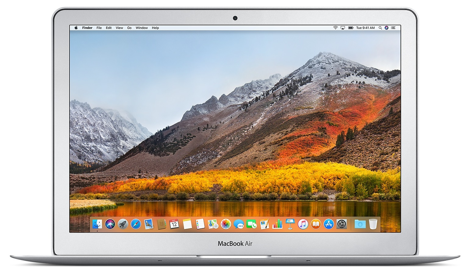 "Apple MacBook Air 13"" Core i5 1,8 ГГц, 8 ГБ, 128 ГБ Flash"